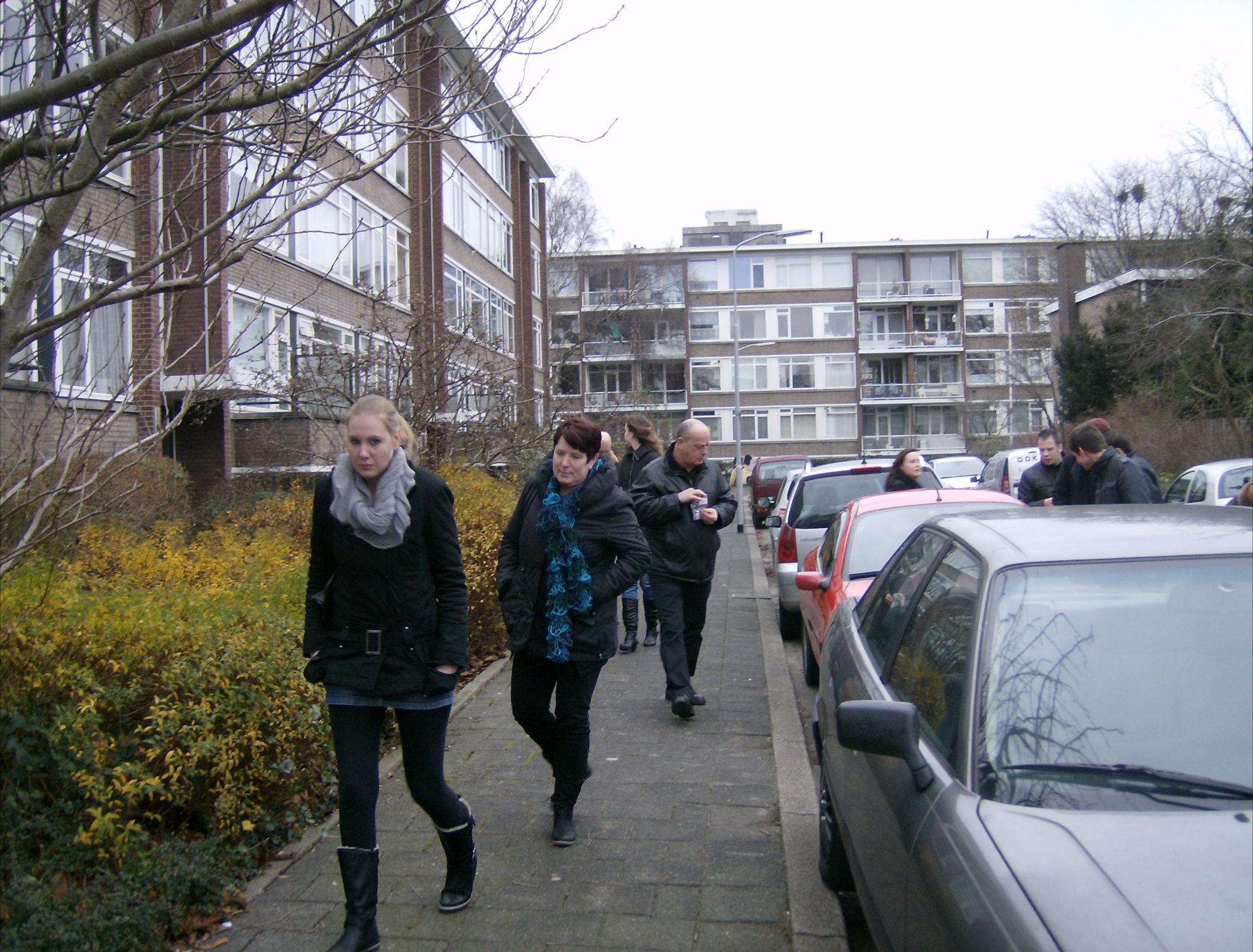 Allemaal met de tram naar Scheveningen
