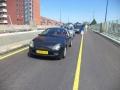 nu is de brug open, in Zaandam