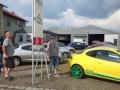 de gele is een originele (Ford) Puma kleur